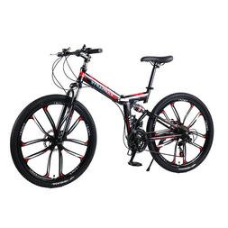 26inch mountain bike 21speed folding bicycle Adult  bike Men