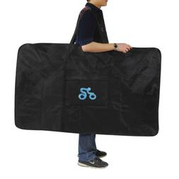"""29"""" Folding Bike Bicycle Carry Bag Transport Case For Air Pl"""