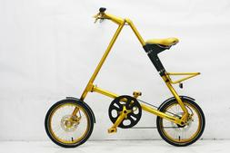 Strida 5.0 Folding Bicycle LIMITED EDITION GOLD COLOR *BRAND