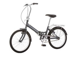 ADULT FOLDABLE BIKE 😍 SINGLE SPEED FOLDING BICYCLE MENS W