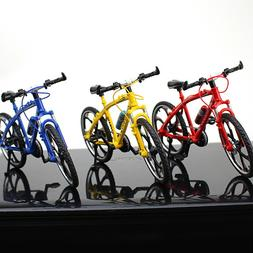Alloy Bike Model 1:10 Mini Simulation Bicycle Toy for Collec