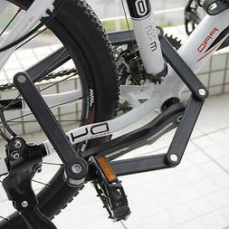 Anti-Theft Foldable Bicycle Lock for Motorcycle Electronic M