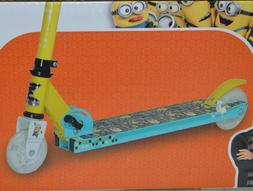 Despicable Me 3 Minion Folding Scooter BRAND NEW Dynacraft