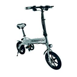 VOYAGER Flybrid Compact Foldable Electric Bike | Rechargeabl