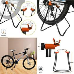 Foldable Bicycle Trainer Stationary Bike Cycle Stand Trainin