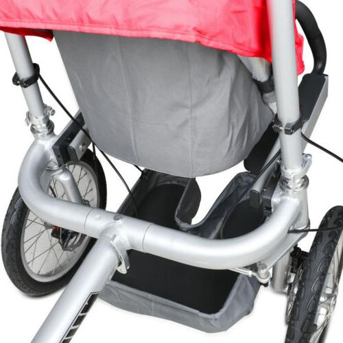 Upgrade 2 Modes Stroller and for Baby and Mother