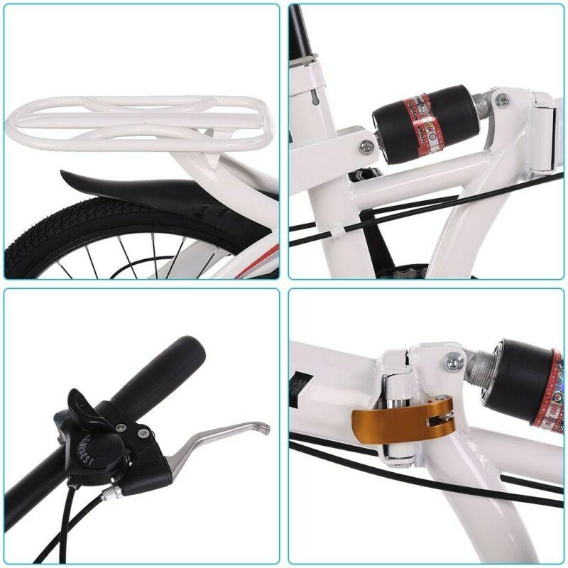20in Speed Folding Bicycle