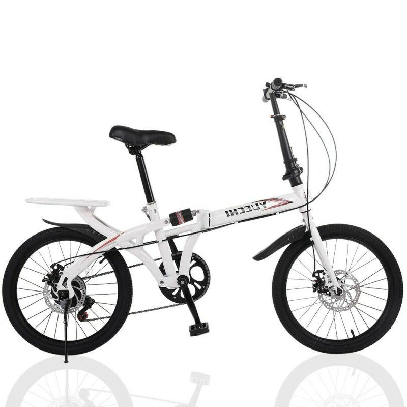 20in 7 speed city folding compact suspension