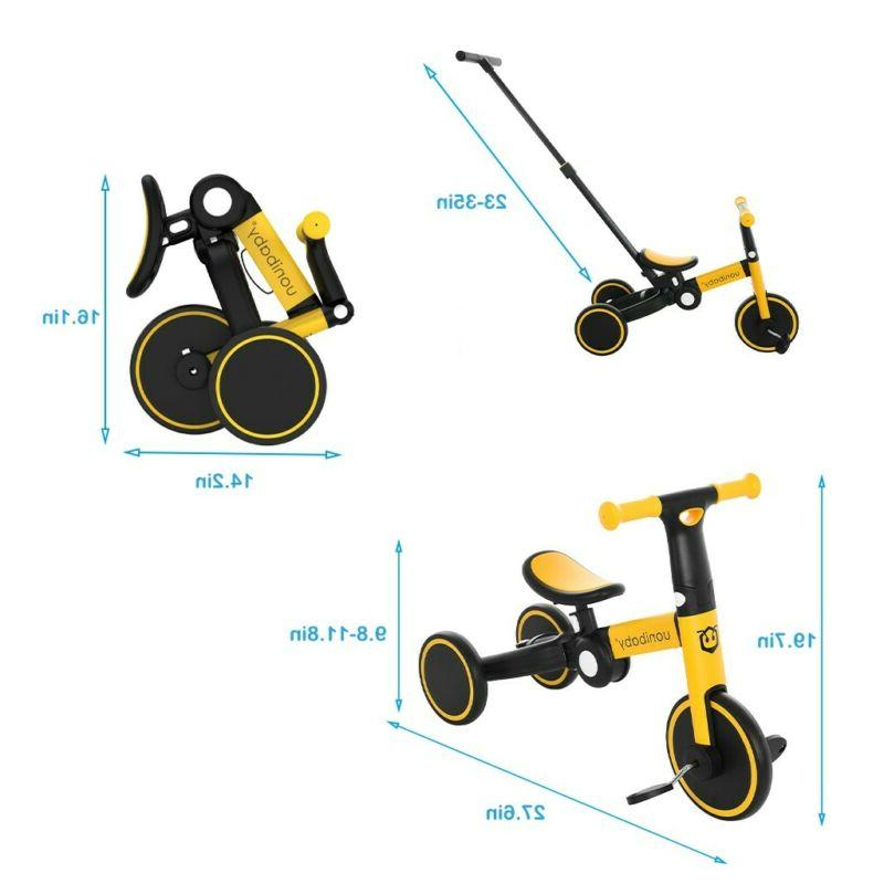 5-In-1 Kids Toy Cycling Bicycle