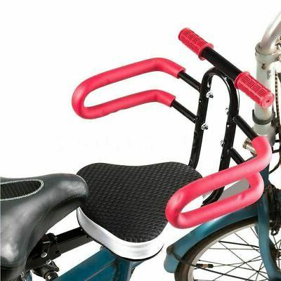 bicycle chair carrier baby bike safety toddler