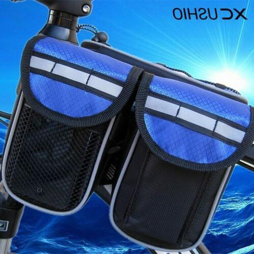 Bicycle Frame Bike Cycling Pouch Cycling Phone