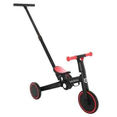 Children Scooter Kids Multi-function With Pushers US