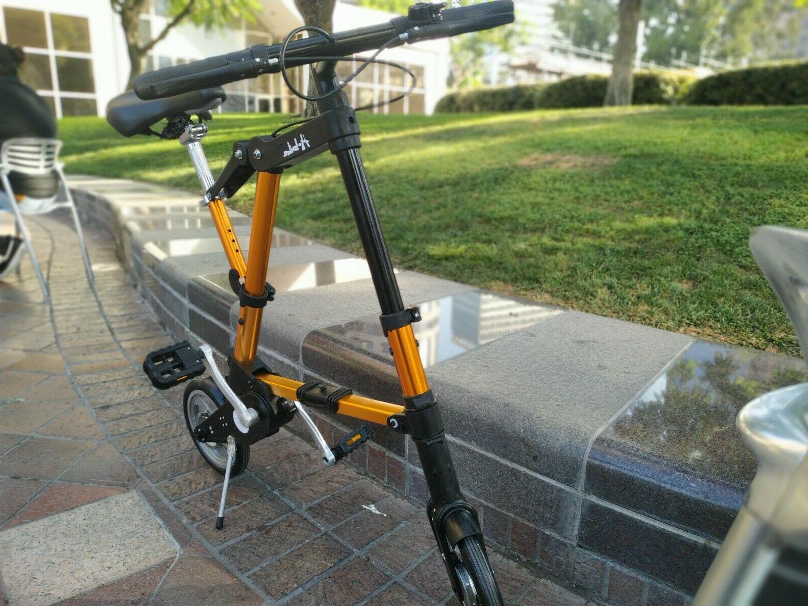Custom Bicycle 10in New With