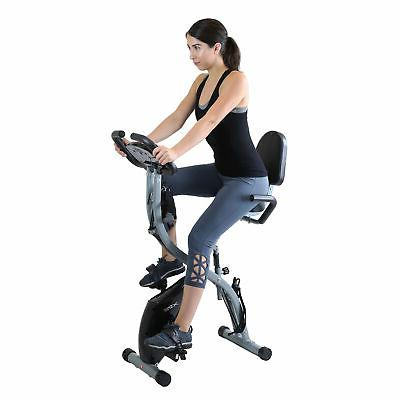 Exercise Bike with Resistance Bands,