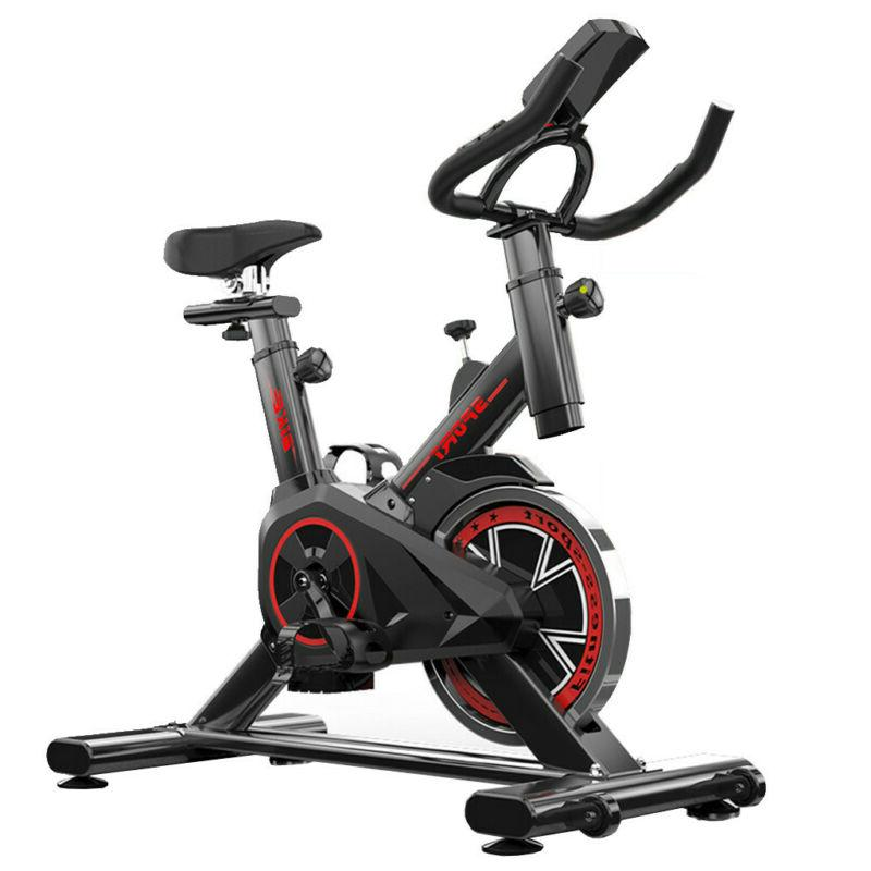 Exercise Indoor Cycling Workout