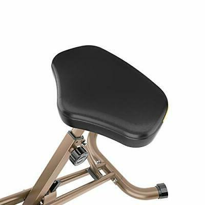 Exerpeutic GOLD Foldable Upright Bike, lbs