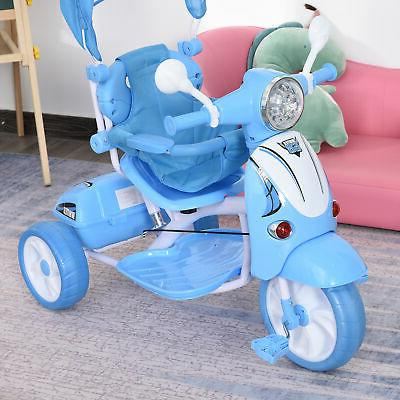 kids outdoor toddler tricycle 3 foldable bike