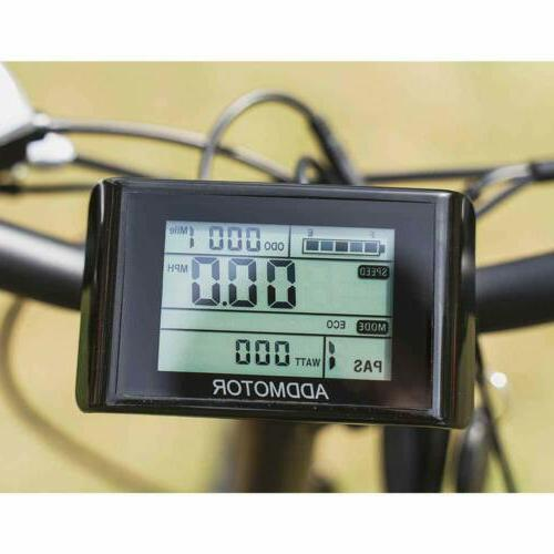 Addmotor M-140 Bicycle Tire