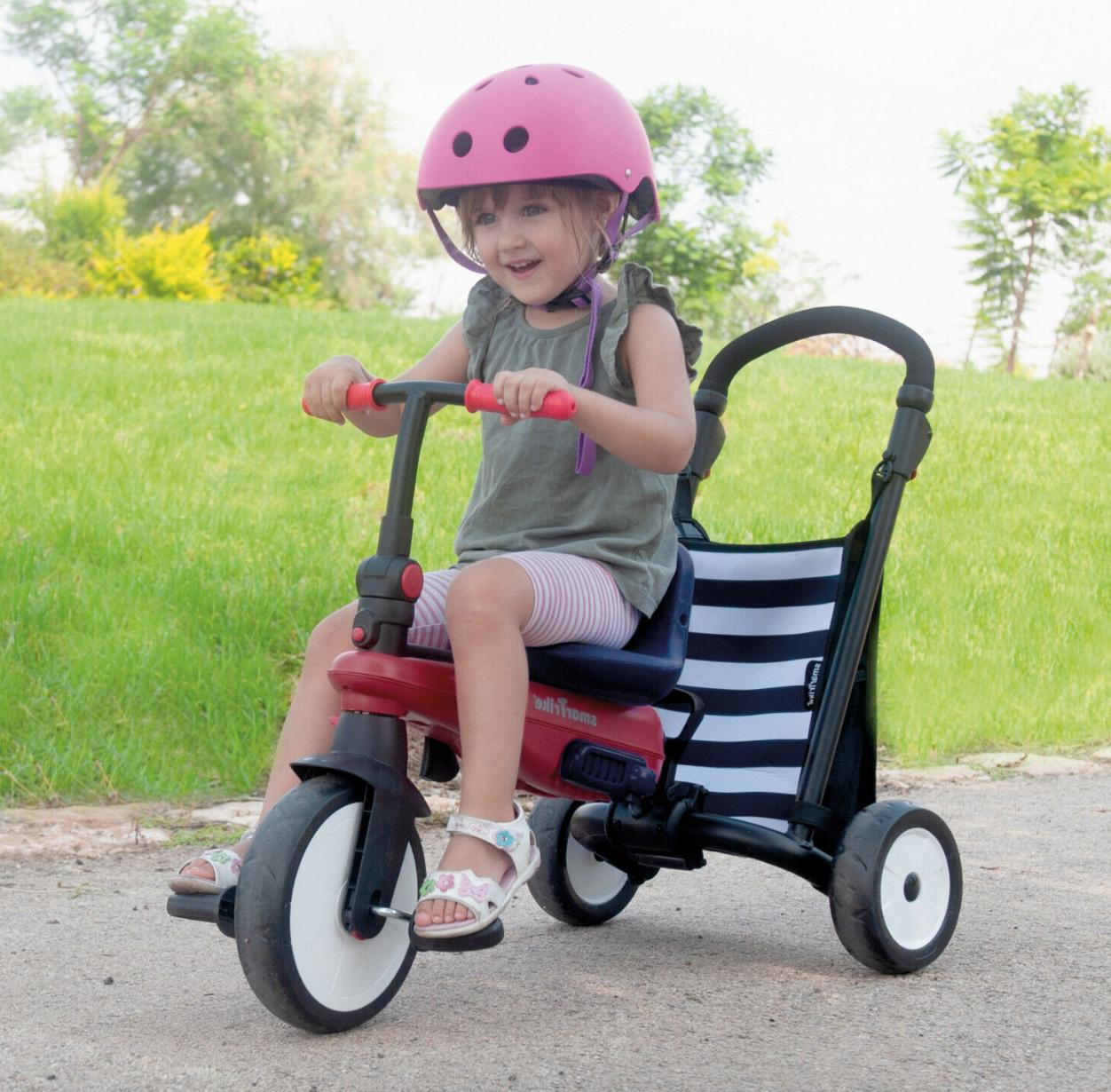 Navy Toddlers Tricycle Months Baby Bike