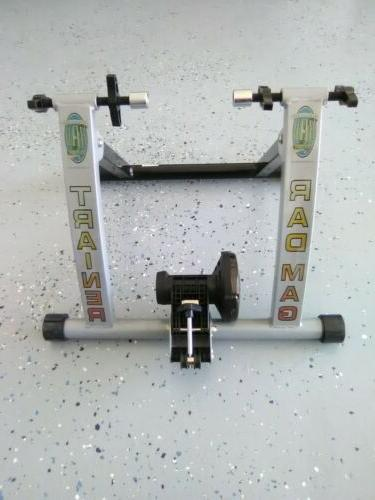 resistance bike trainer indoor magnetic cycling trainer