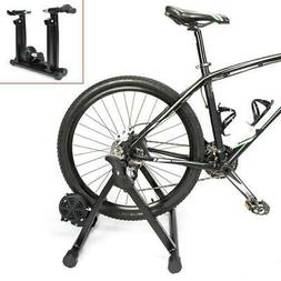 Magnetic Resistance Bicycle Trainer Bike Stand with Front Wh