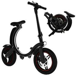Mighty Max Folding Electric Bike Lightweight Electric Bicycl