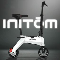 Mini Adult New Electric Scooters Inch 2 Wheels 250W Portable