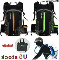 COOLCHANGE MTB Bike Cycling Folding Backpack Outdoor Camping