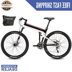 "New Montague Paratrooper Elite 18"" Mountain Folding Bike"