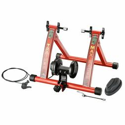Portable Resistance Bike Trainer Indoor Bicycle Exercise Fit