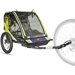 Quick R Bicycle Wheels Deluxe 1 or 2-Child Seat Seater Bike